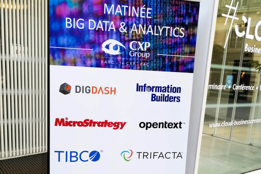 Matinée big data analytics