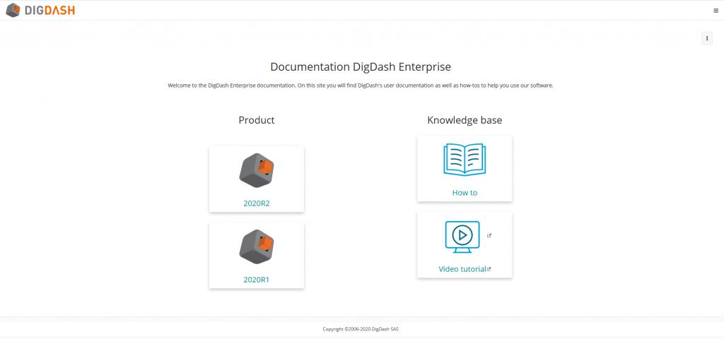documentation DigDash EN